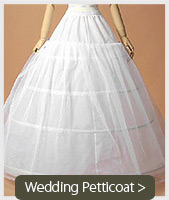 Wedding Petticoat >
